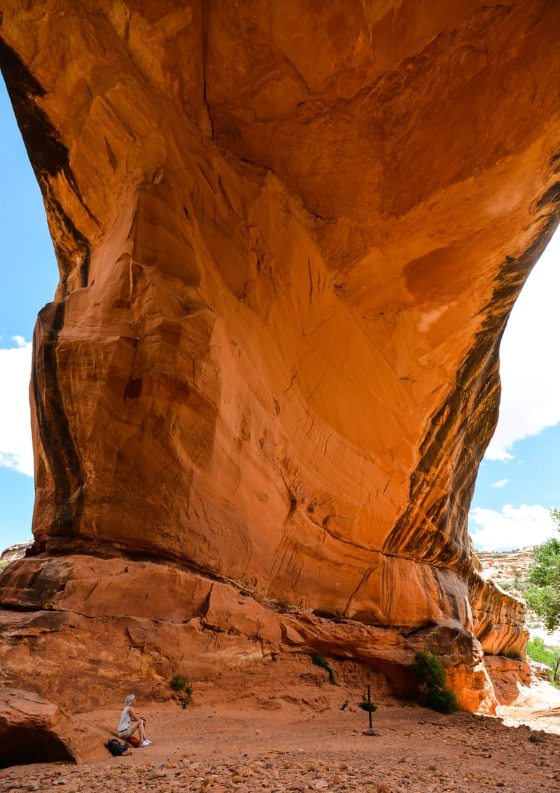 Tourism in Southern Utah's red rock country